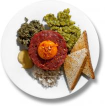 Steak Tartare (Steak à l'americaine, Filet américain)